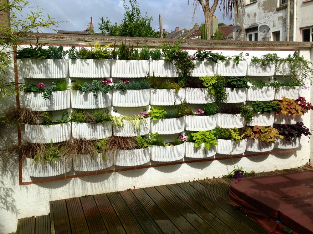 High Quality ... Living Walls Vertical Gardens Woolly Pocket Blog Part 2 ...