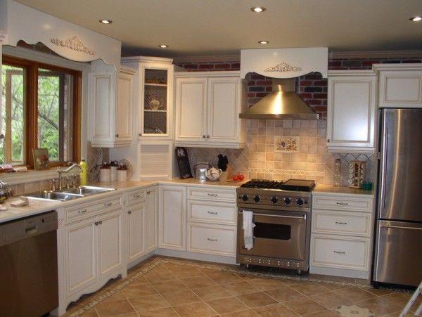 Small Kitchen Styles Cabinets 12x12 Modern Kitchen Cabinet