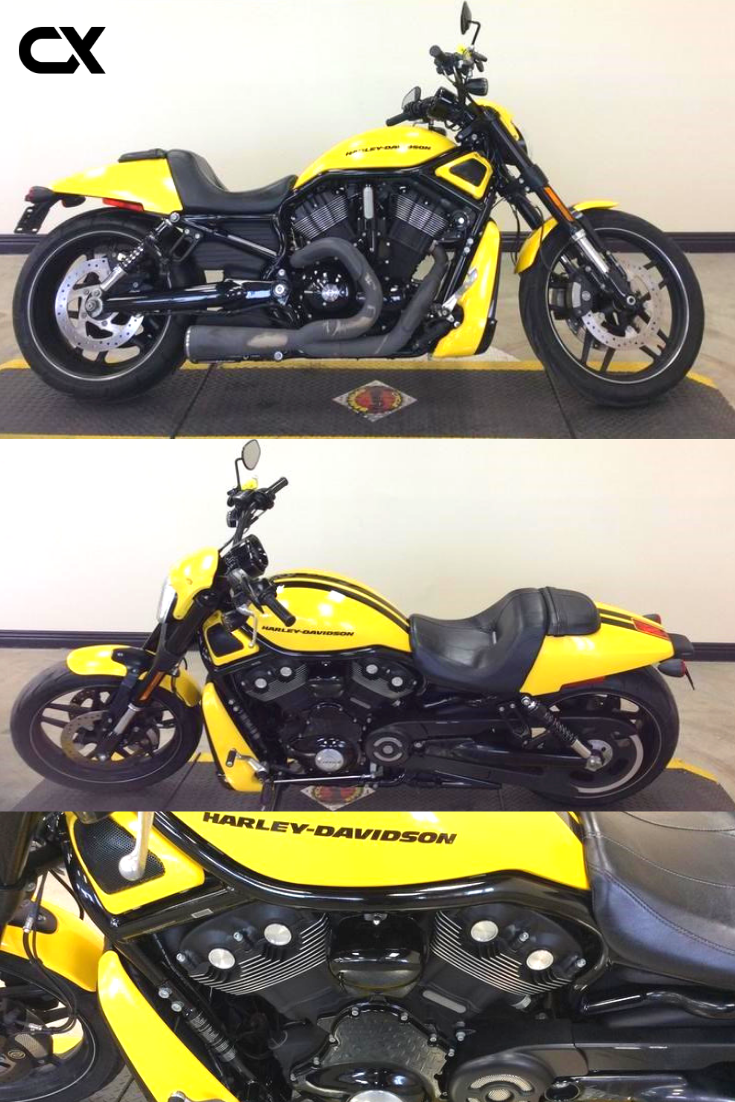 2017 Harley Davidson Vrscdx V Rod Night Rod Special
