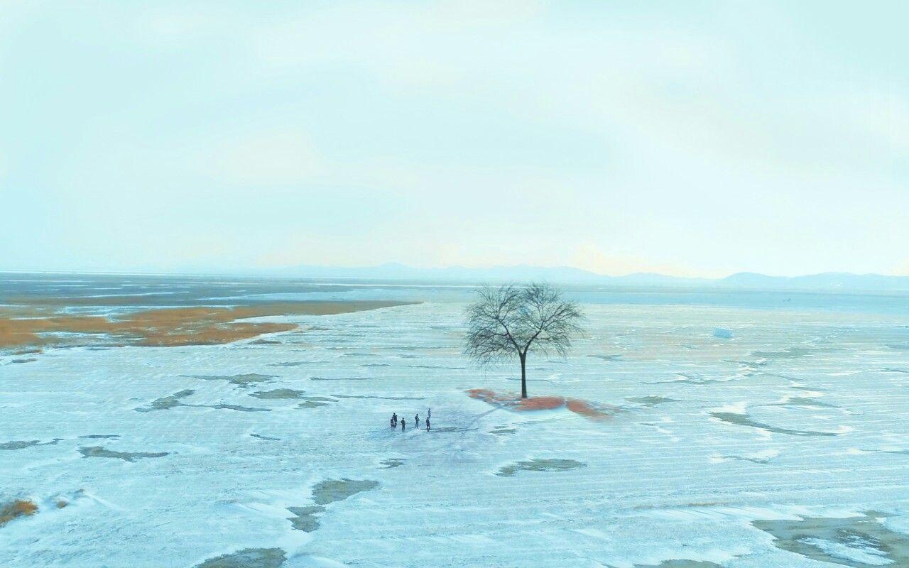 Pin Oleh Kukkie Di Lockscreen Lukisan Korea Seni Lukisan
