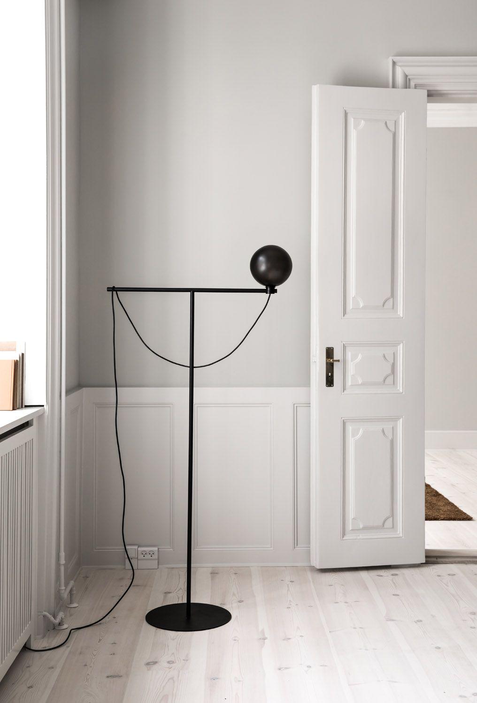 Inspiration Handvark Globe Floor Lamp Floor Lamp Lamp