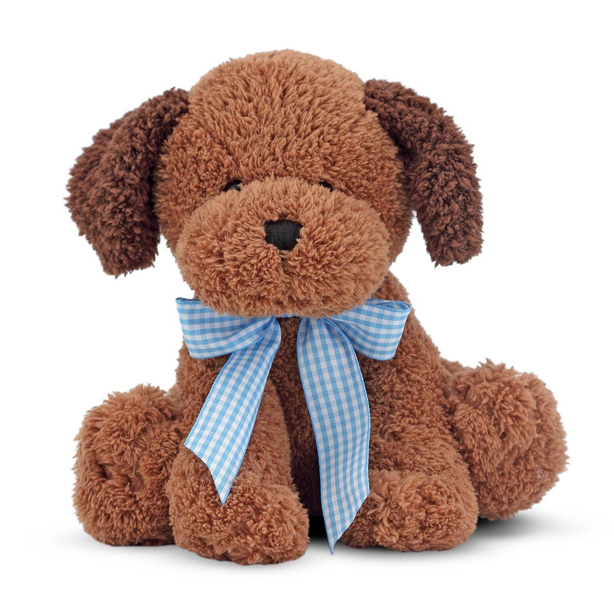 Melissa And Doug Meadow Medley Chocolate Puppy Stuffed Animal Dog