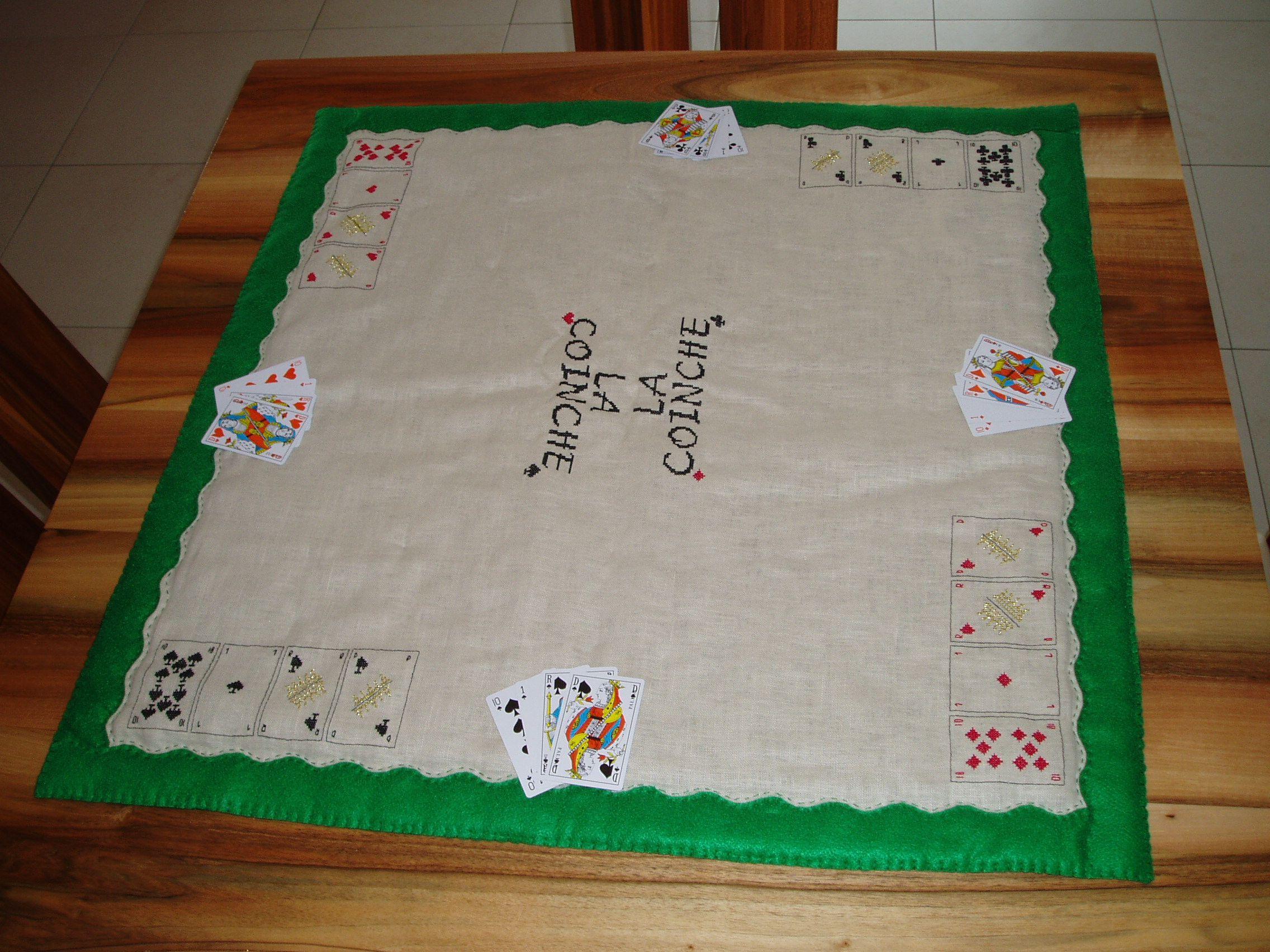 tapis de jeu tapis de carte tapis de