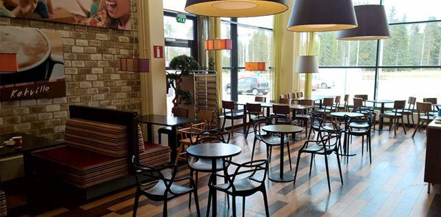 Kahvilat Seinäjoki