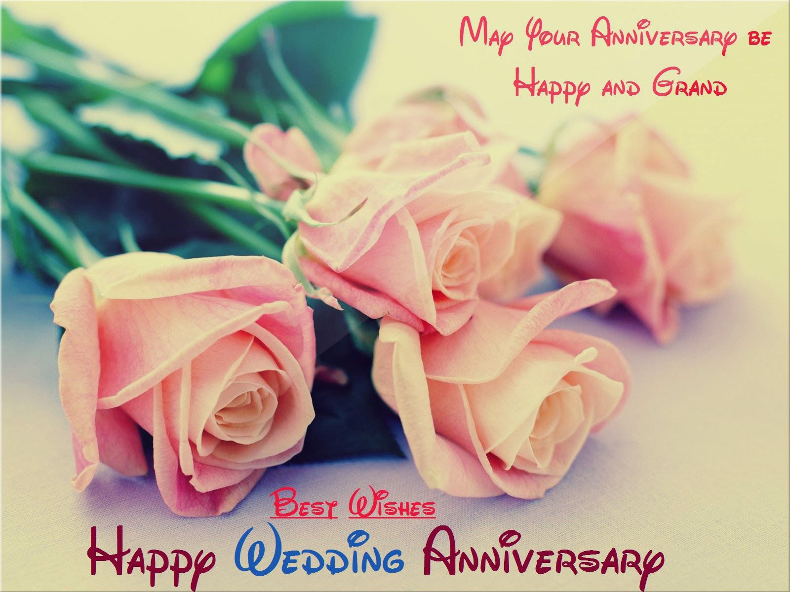 A Day to Remember Wedding anniversary wishes, Happy