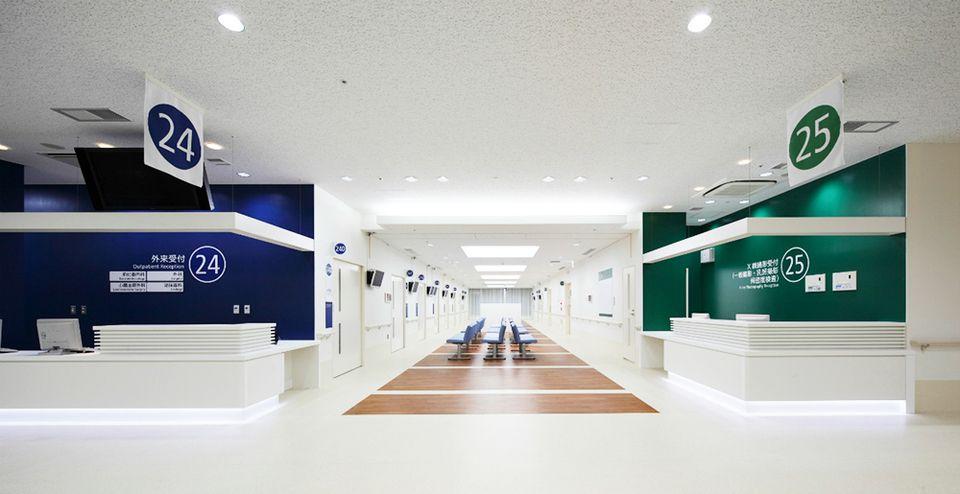中央 徳島 病院 県立