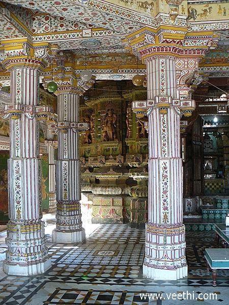 Laxminath Temple - Bikaner