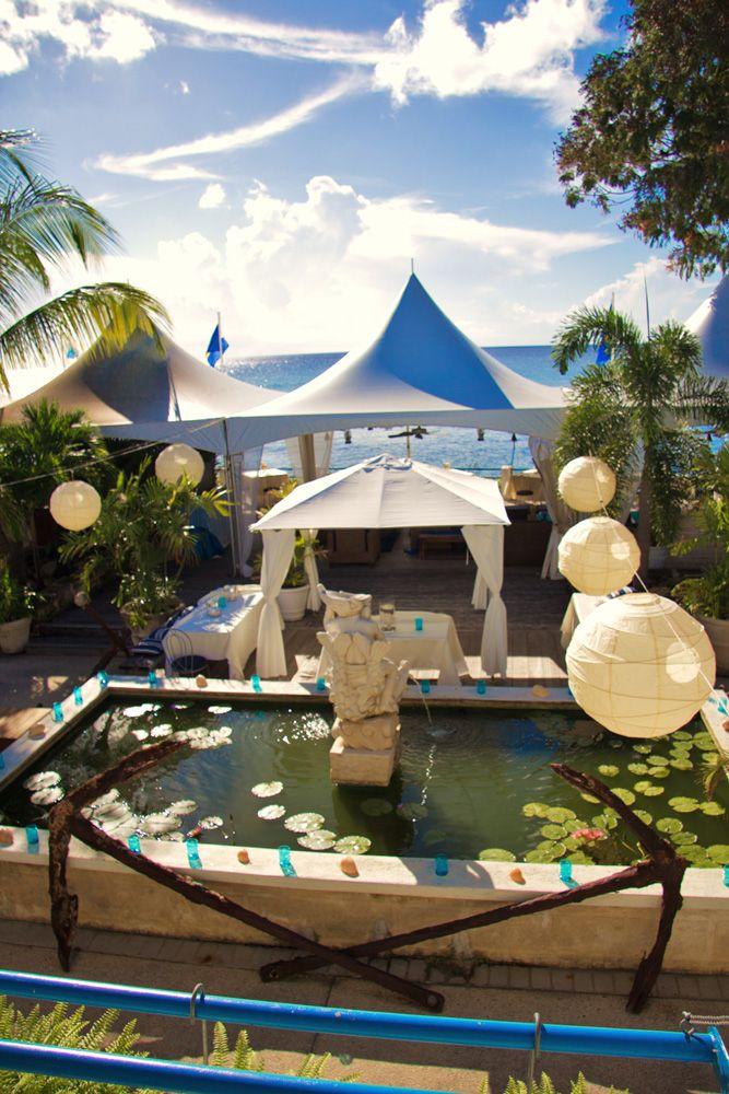 Emma Corrie Barbados Wedding Reception Venue At The Beach House