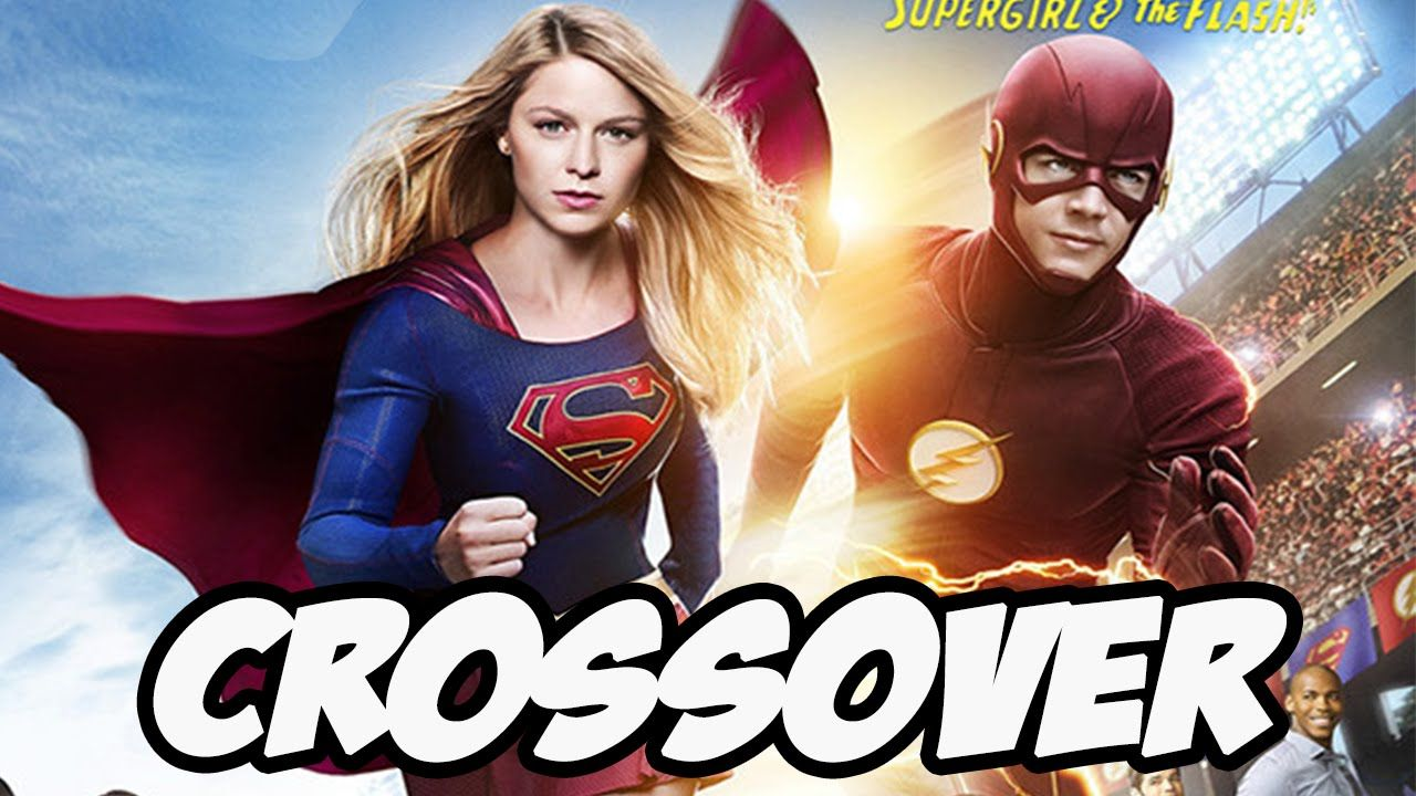 The Flash Supergirl Crossover Story Explained! - Videot --> http://www.comics2film.com/dc/flash/the-flash-supergirl-crossover-story-explained/  #TheFlash