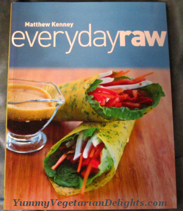 Book review of everyday raw by matthew kenney fabulous food book review of everyday raw by matthew kenney forumfinder Choice Image