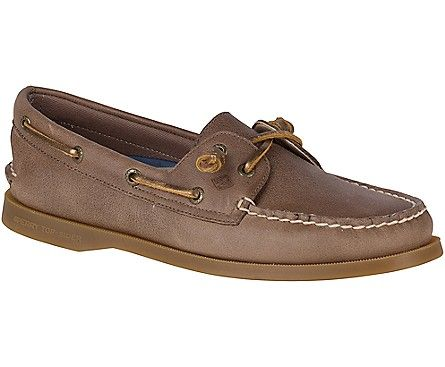 sperry top-sider shoes largo perforated loafers leather men