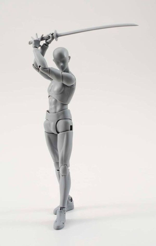 Mechanical Japan: S.H.Figuarts Body-kun & Body-chan (Bandai ...