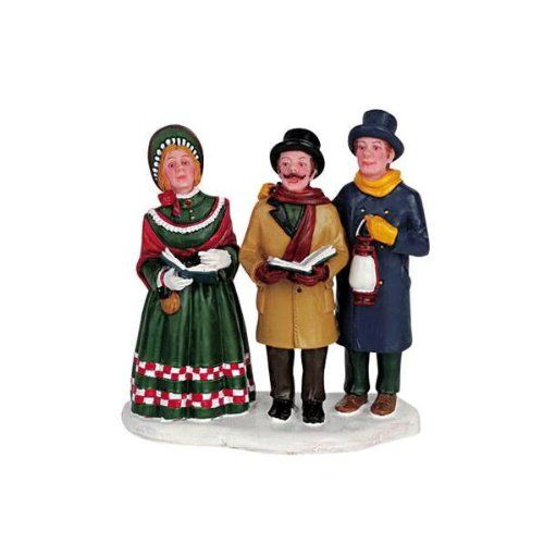 Figurine Village De Noel Amazon.com: 2006 Christmas Carolers Village Figurine: Home