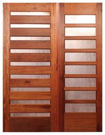Custom Wood Doors by Mendocino Doors ~ Exterior and Interior ~ Door Gallery ~ Page 1 - mendocinodoors.com & Custom Wood Doors by Mendocino Doors ~ Exterior and Interior ~ Door ...