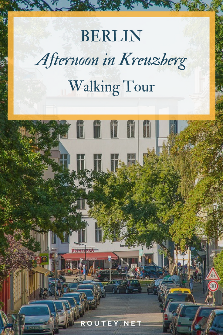 Things To Do In Berlin On A Sunny Afternoon In Kreuzberg Visit