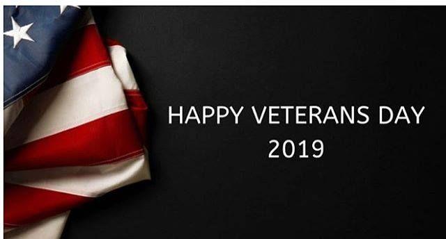 #veteransdaythankyou