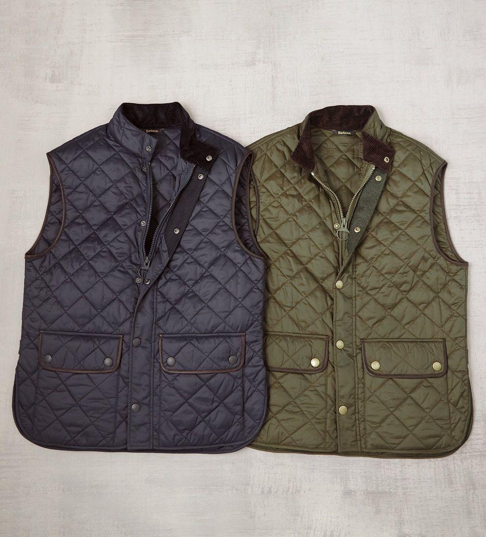 Barbour Tantallon Gilet Quilted Vest Quilted Vest Vest Mens Outfits