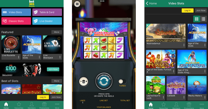 Bet365 Casino App - How to Download on Android & Mobile Devices ...