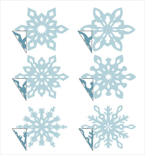 Snowflake Template 11 Free Pdf Download Sample Templates Job