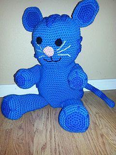 FREE crochet pattern for Tigey from Daniel Tiger s neighborhood! e8ba5ed9044