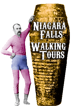 Niagara_Falls_Walking_Tour  This right here? This is happening -- be warned Donna