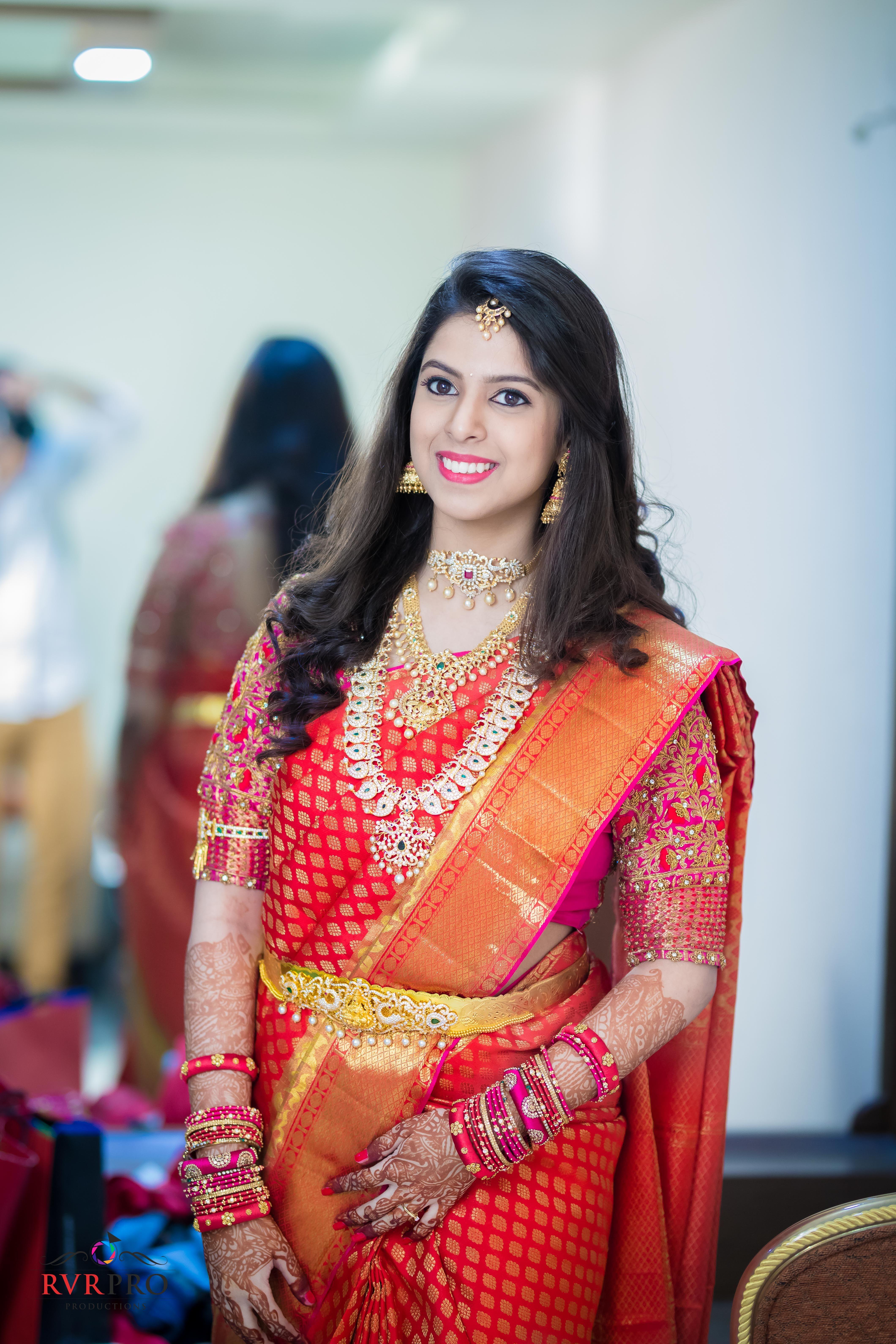 Telugu Wedding Hairstyles