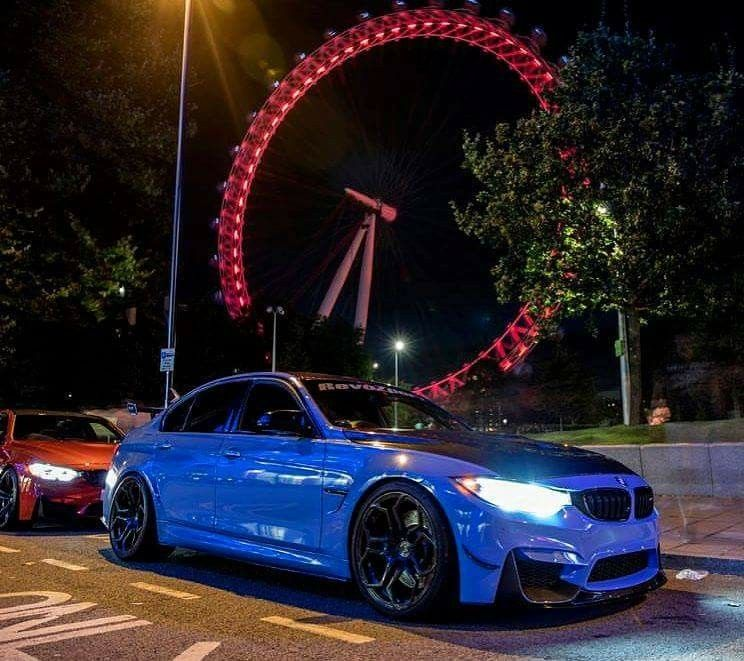 BMW F80 M3 Blue (With Images)