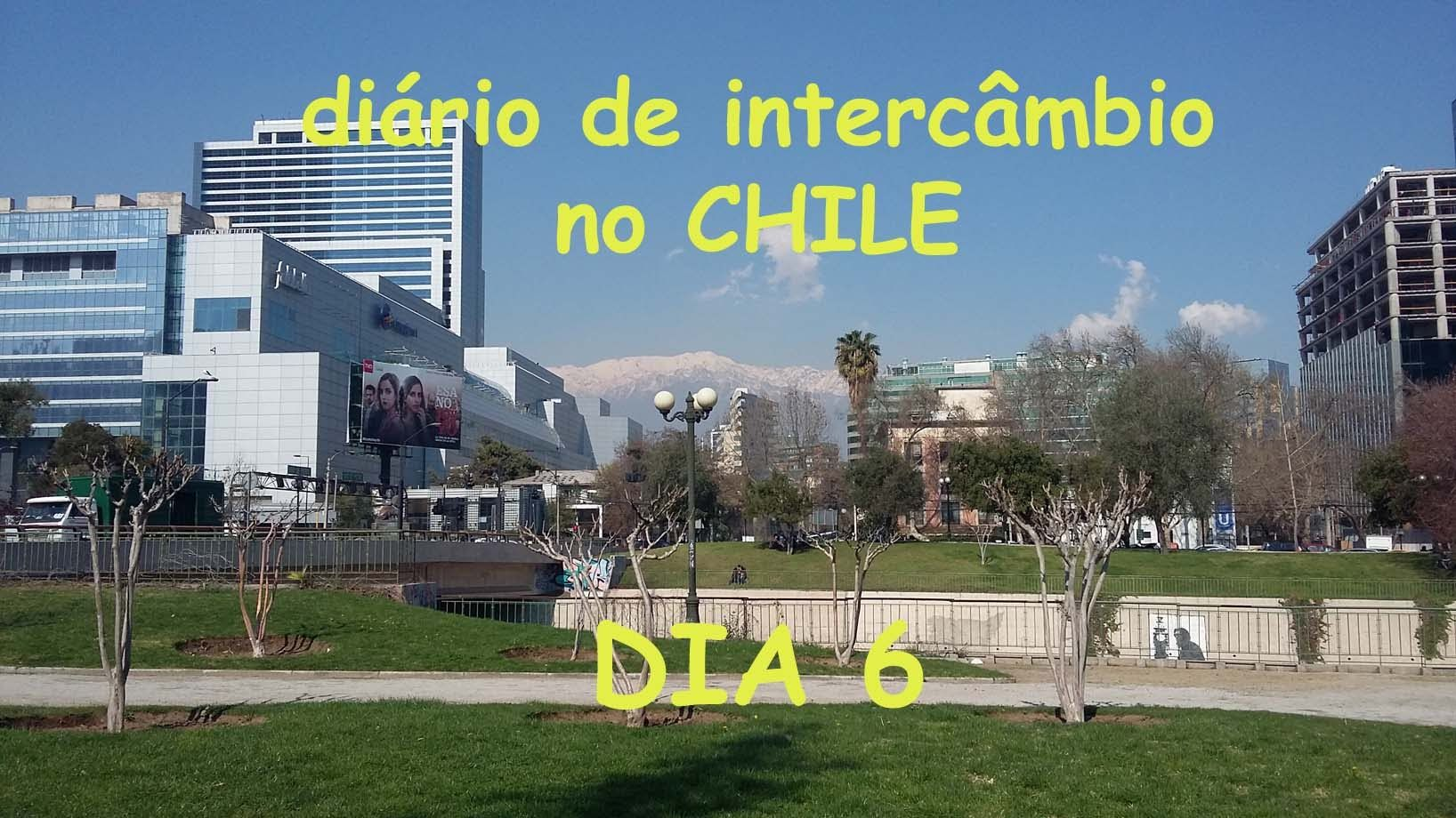 dia 6 + aula no parque + Costanera Center
