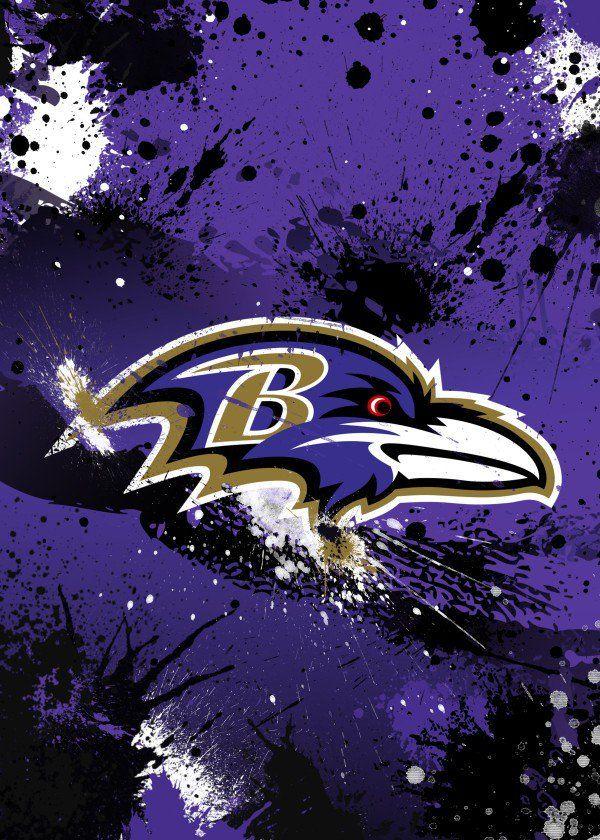 Nfl Team Emblems Baltimore Ravens Displate Artwork By Artist Cody Johnson Part Of A 21 Pie Baltimore Ravens Logo Baltimore Ravens Baltimore Ravens Football