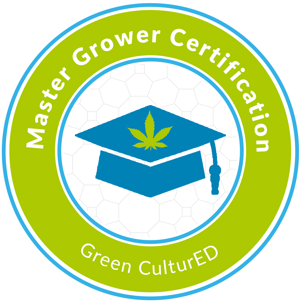 Master Cannabis Grower Certification Cannaeducation Pinterest