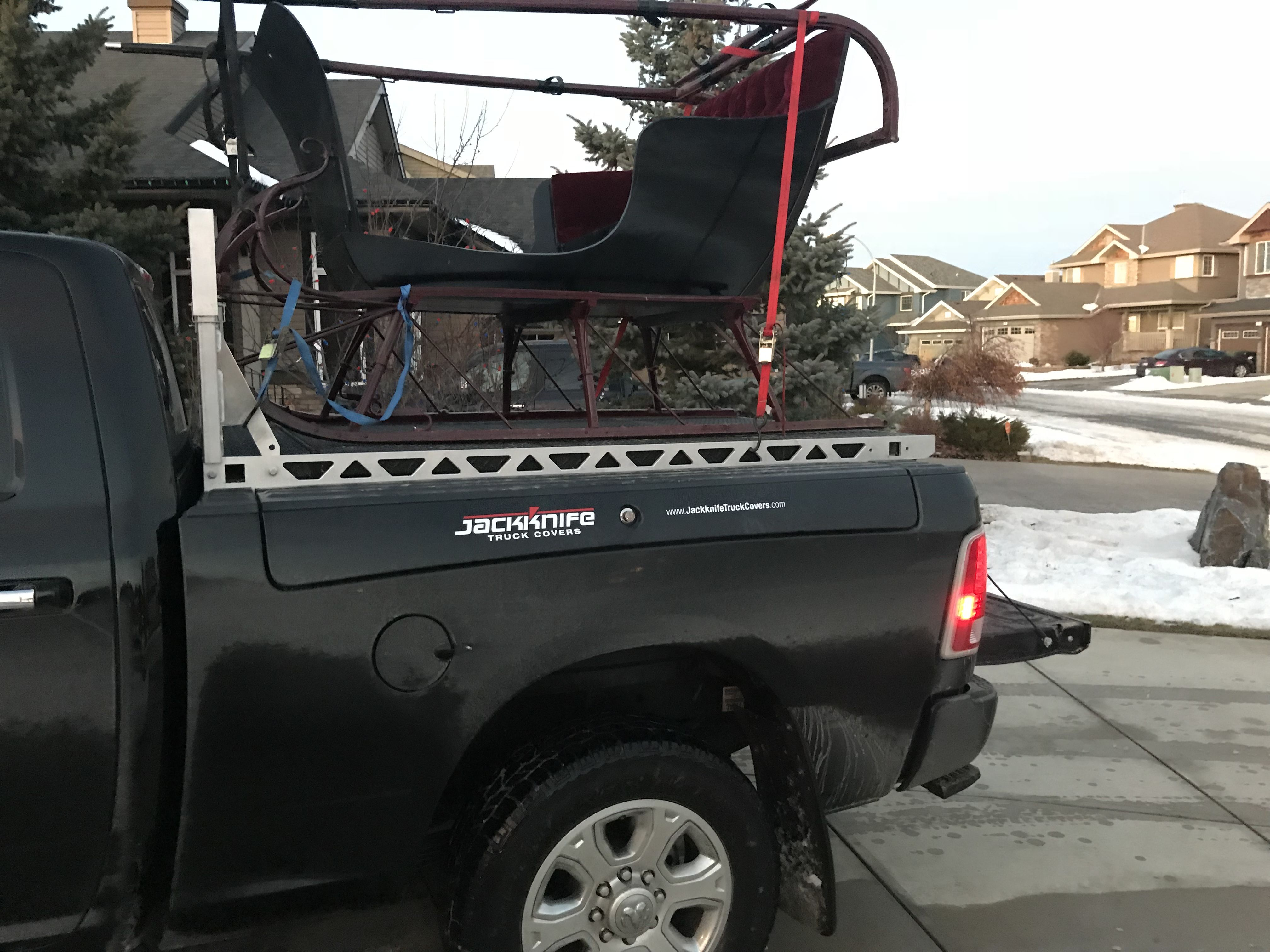The Ultimate Sled Deck Rambox Car Vehicles Sled