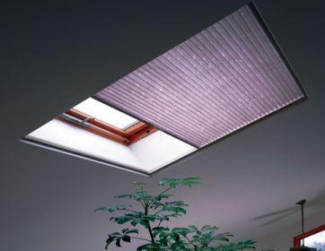 How Do You Dress An Attic Window Home Decorating Design Forum Skylight Shade Skylight Window Treatments Skylight Covering