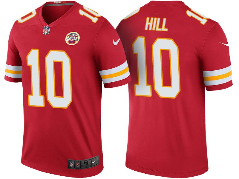 b05739be4 ... nfl jersey clearance mens kansas city chiefs tyreek hill color rush  legend jersey on salefor cheapwholesale 47096 ef527 ...