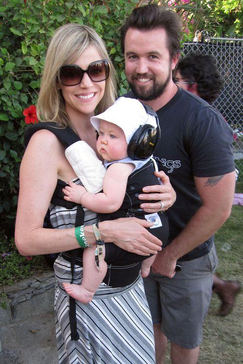 Kaitlin Olson Amp Rob Mcelhenney S Coachella Cutie Spotted