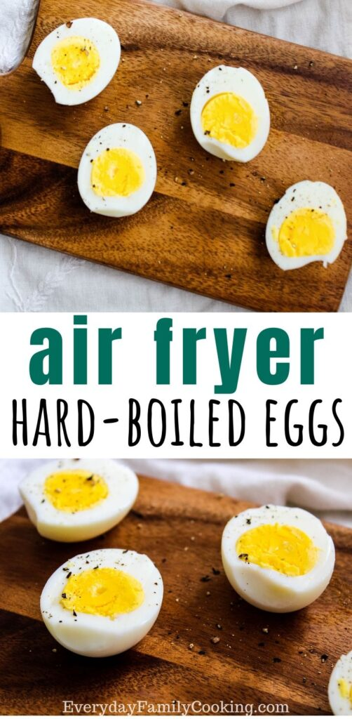 The best air fryer breakfast keto hard boiled eggs recipe