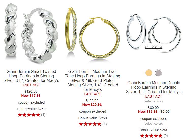32++ Macys last act fashion jewelry info