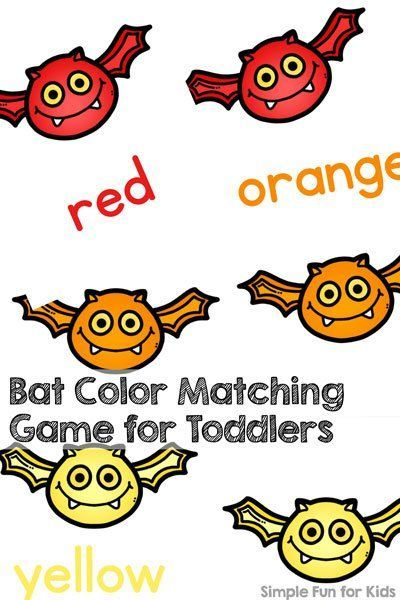 this simple printable game is so much fun for my two year old