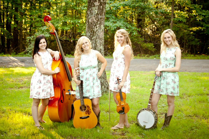 The Loose Strings Band (LSB) is an all girls band , four members ranging in age from sixteen to twenty years of age from Galax Virginia. Onc...