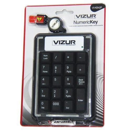 Teclado Pad Numérico USB