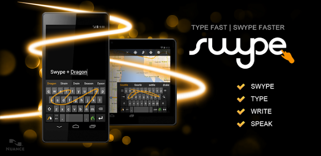 Swype Keyboard APK | Free APK Android App™ | Keyboard typing