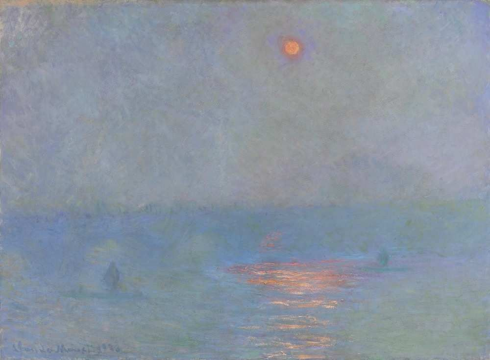 Monet A Bridge to Modernity