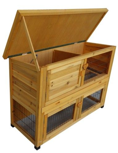 Battery rabbit hutch design stock cage bedding bunny for Rabbit enclosure design