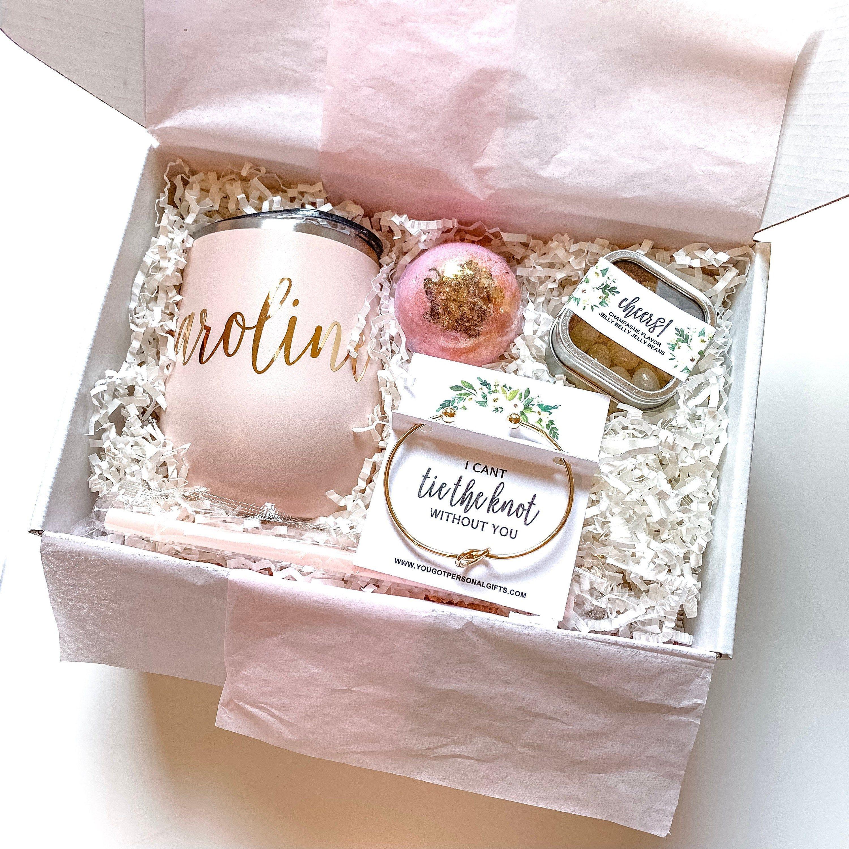 Bridesmaid proposal box bridesmaid gift box will you be