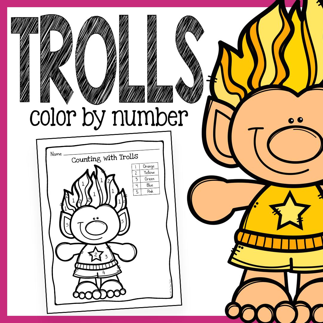 S Teacherspayteachers Product Trolls Color