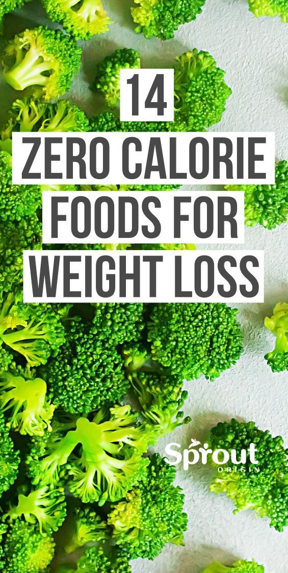 Have you been struggling to lose weight? Start eating zero calorie foods for weight loss that keep the weight off and help you burn fat @sproutorigin