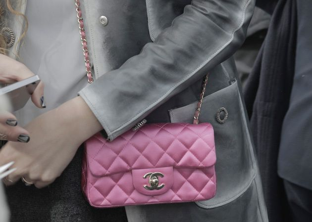0e5286522a03 Chanel Extra Mini Classic Flap Bag in Pink | Style inspiration ...