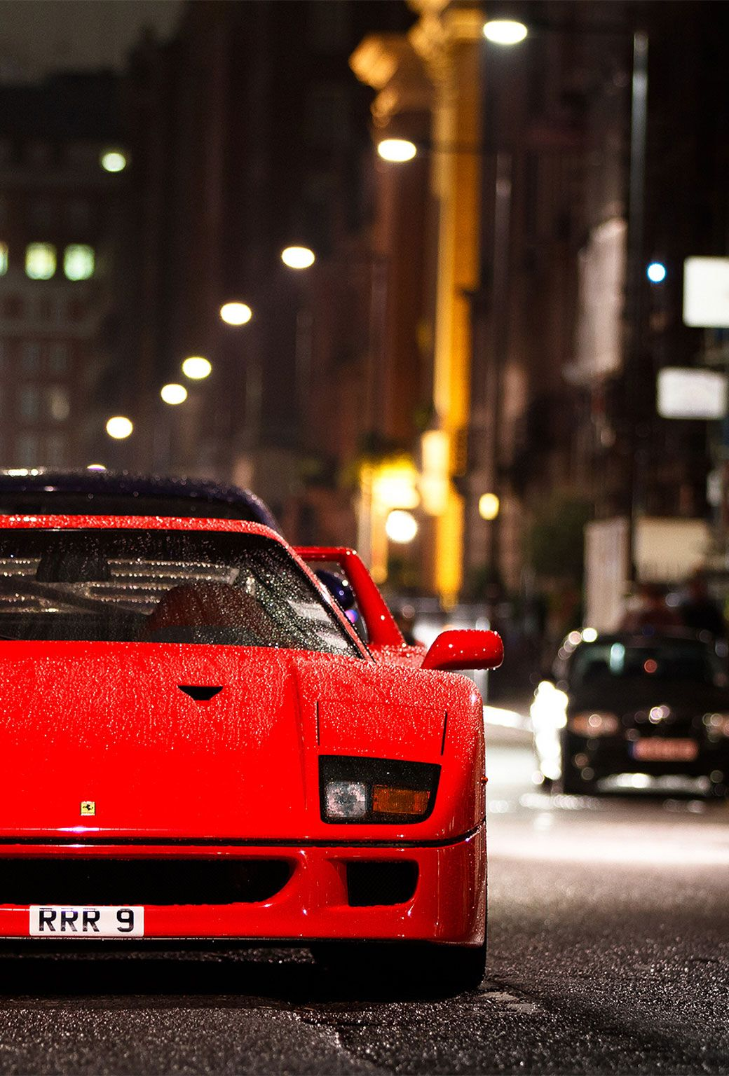 Parallax Wallpapers Com Ferrari F40 Ferrari Super Cars