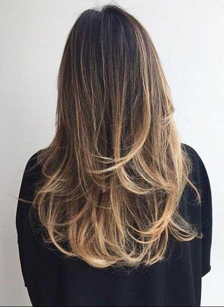 Ombre Balayage Farbung Ist Der Grosste Haar Trend Fur Frauen Mit