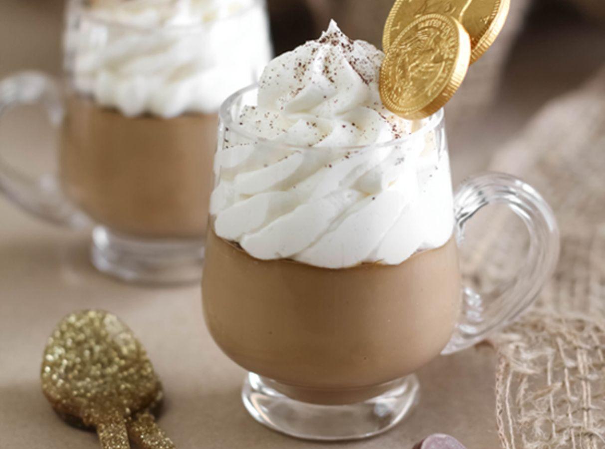 Yum... I'd Pinch That!   Irish Coffee Pudding
