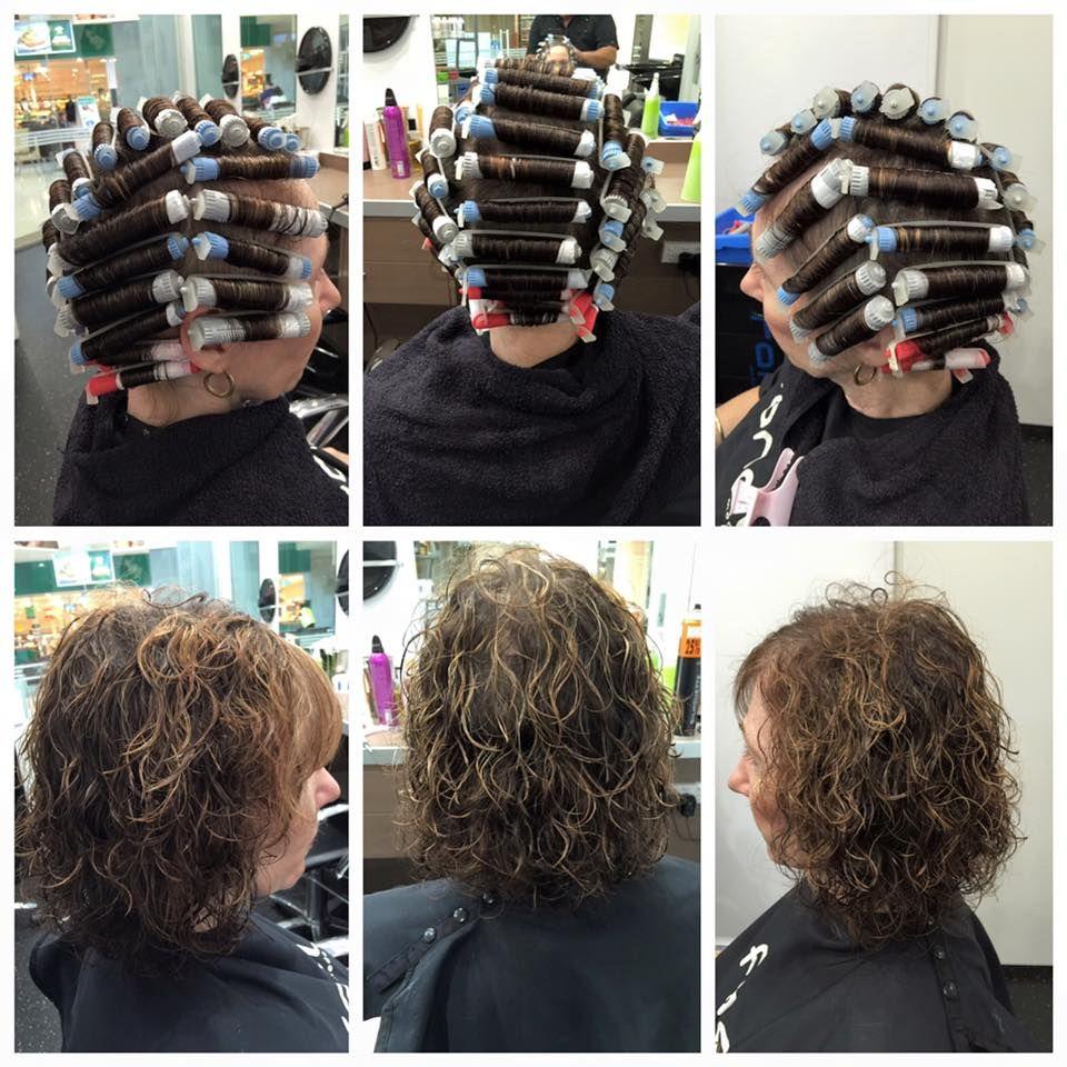 Soft Curl Perm Medium Hair Styles Permanent Curls Short Permed Hair